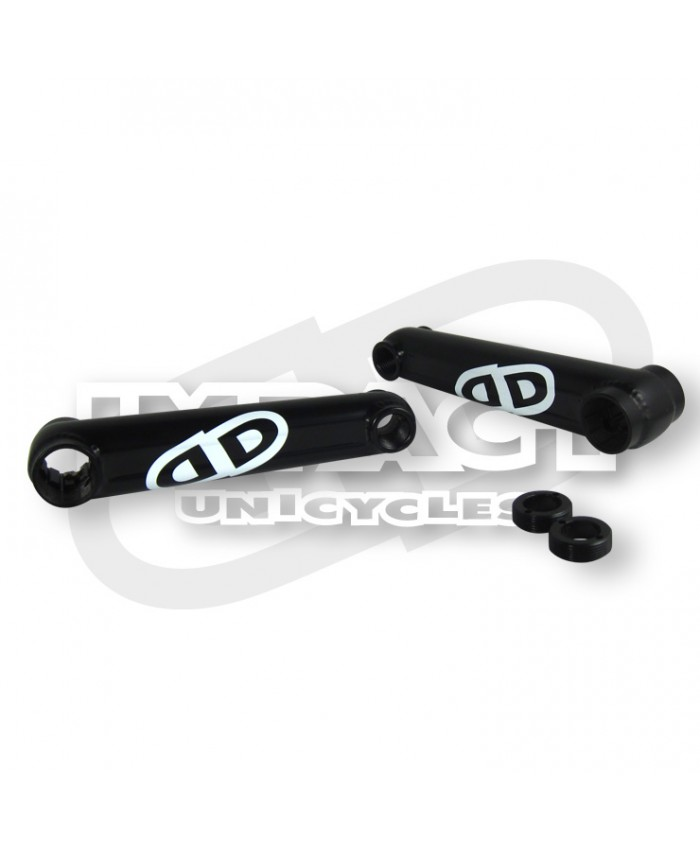 Impact Groovy ISIS Cranks - 130mm