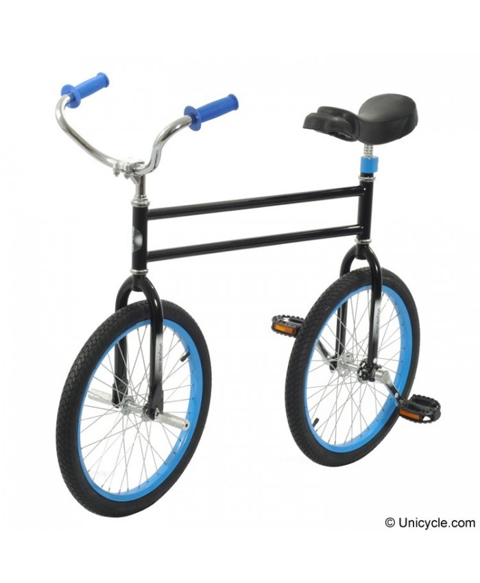"Bicicleta de Circo Hoppley 20""- Azul"