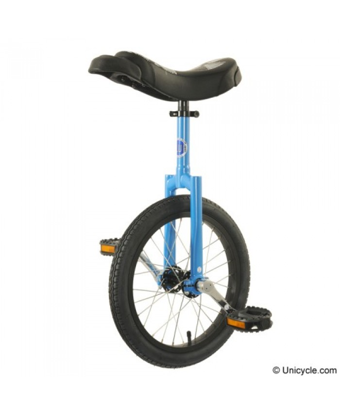 "Club 16"" Freestyle Unicycle - Blue"