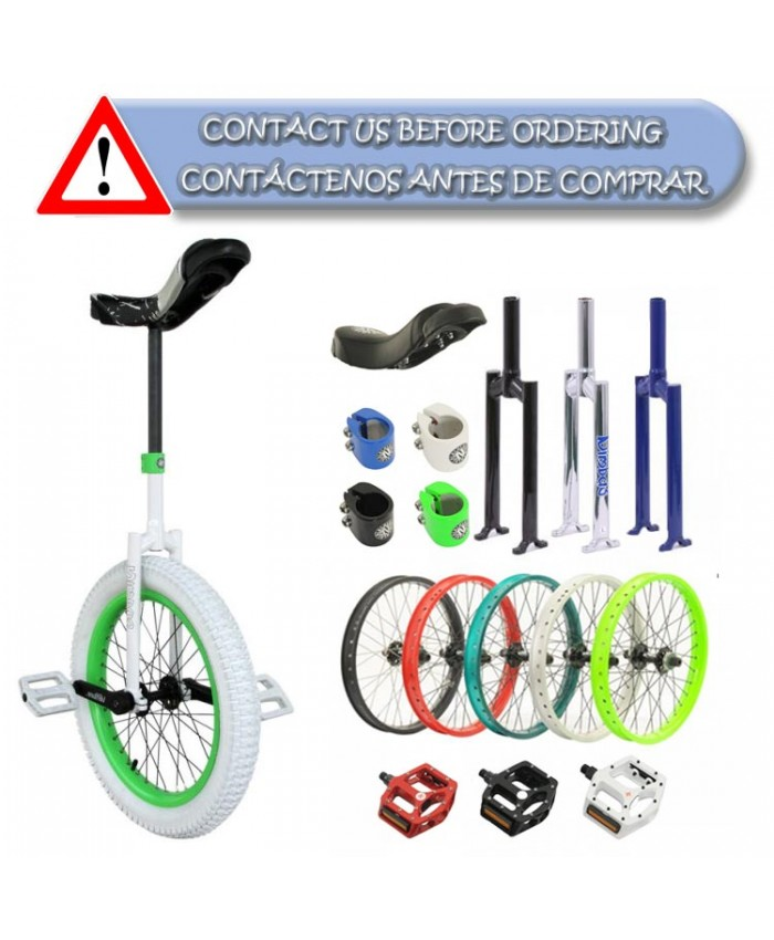 "Nimbus Trials 19"" Unicycle-Personalized"
