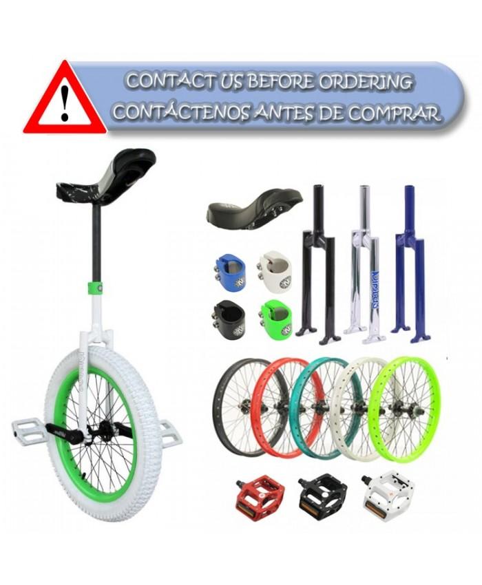 """Monociclo Nimbus Trial 19"""" personalizado"""