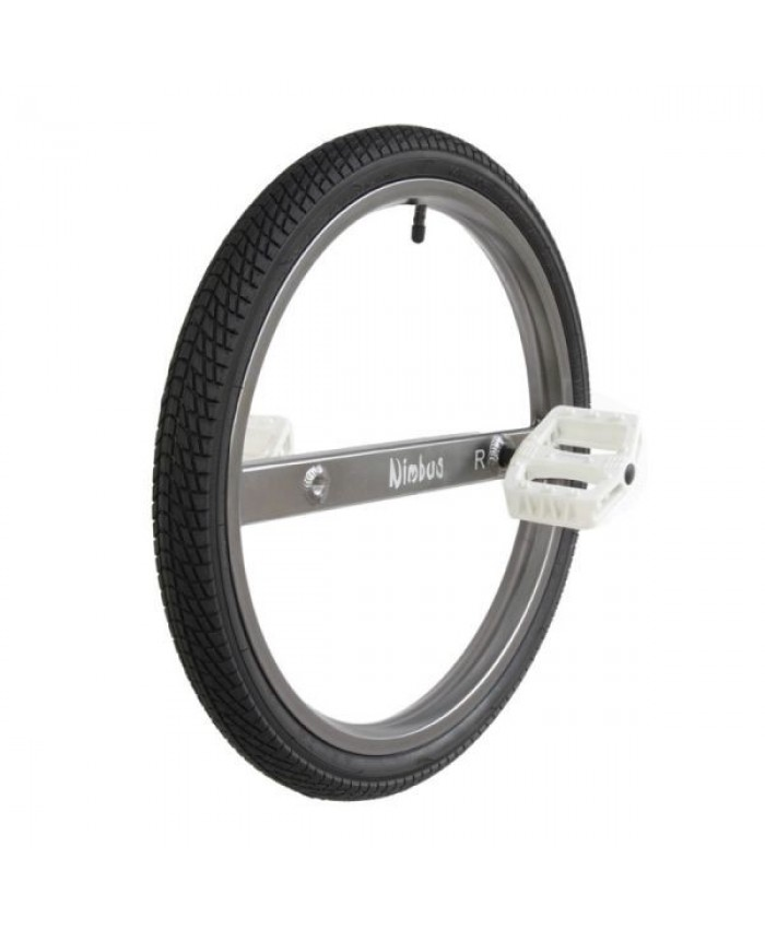"""Ultimate Wheel Nimbus 20"""" Plateada"""