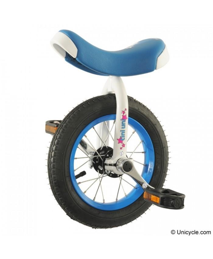 "Monociclo Tini Uni 12"" azul"
