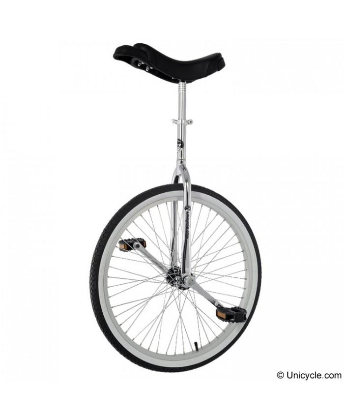 """Monociclo Trainer 24"""" Cromado"""