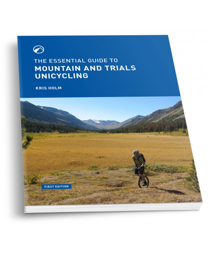 Libro: Essential Guide to Mountain and Trials Unicycling (inglés)