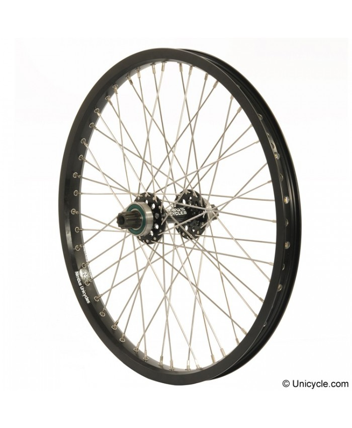 "20"" Nimbus II ISIS Wheel black"