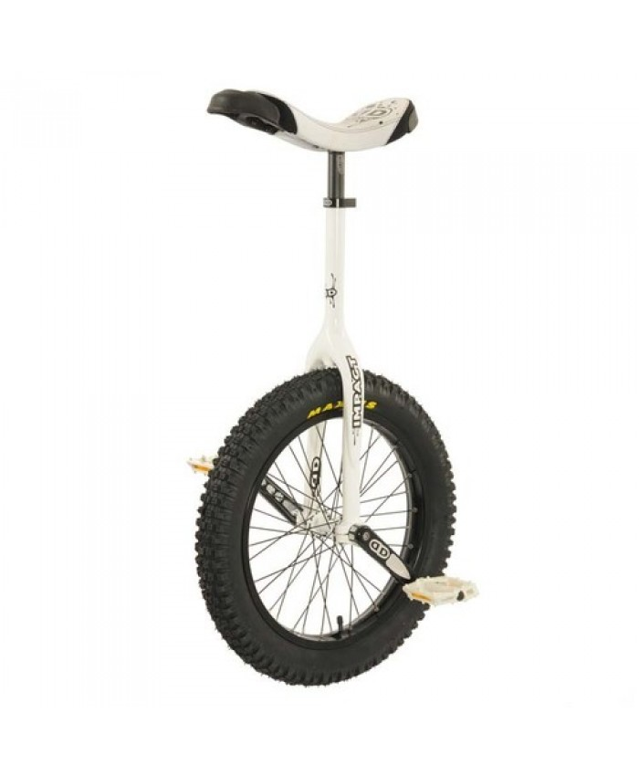 "Impact 19"" Gravity Unicycle - 32mm - Blanco"